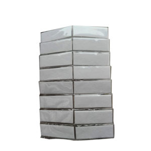 Almohadilla papel filtro prensado